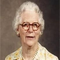 Margaret E.  Baird