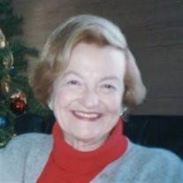 Patricia Mary MacDonald