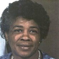 Mrs. Mattie  Jean  Gardner