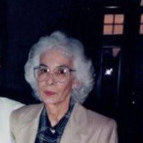 Betty Lou Graham (Barnhart)