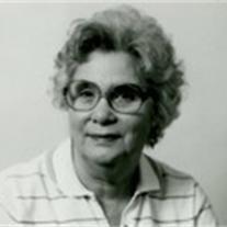 Rosa Egbert Baker