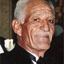 "Lorenzo R."" Ramirez"