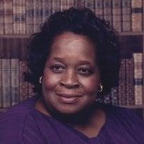 Mrs. Bessie M. Johnson