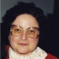 Virginia F. Morris