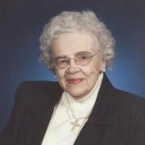 Mrs. Aurelia Margerete Meierhoff Van Derveer