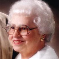 Betty Jane Houser
