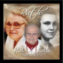 Ruth Anita Kohler