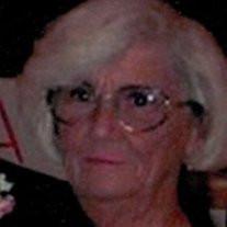 Martha Evelyn  Reiff
