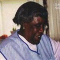 Mrs Rosie Lee Carter