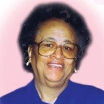 Mary Elizabeth Thompson Edwards