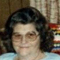Mrs. Irene Nelson