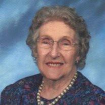 Bernice Julia Nelson