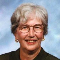 Mrs. Grace von Ehrenkrook Walker