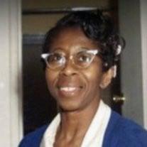 Albertha B. Wilkinson