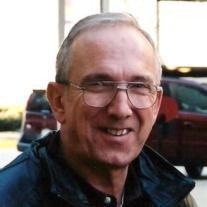 """James P. """"Jim"""" Warner"""