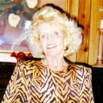 Audrey Inez Hefner McGarity