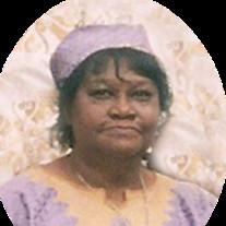 Ms. Adeline Elizabeth Thomas