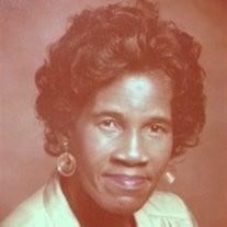 Ms. Willie B. Nunn