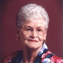 Audrey Jane Stewart (Hildebrandt)