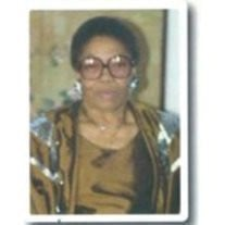 Mrs. Bettie Mae Ammons