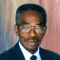 Presiding Elder George A. Ashford Sr.