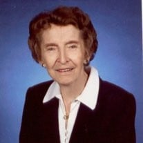 Marjorie M. Arnold