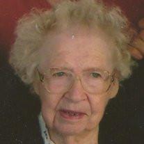 Edna Martha Fluekiger