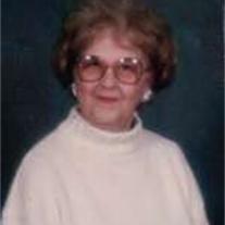 Dorothy Franklin (Ralston)