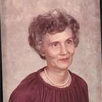 Beatrice Thomas (Dillard)
