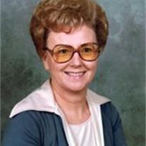 Beulah Martin (Gilley)