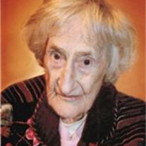 Gertrude Porter, Galiher (Abercrombie)