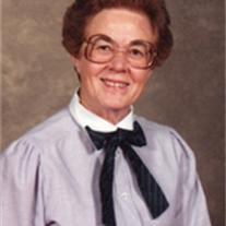 Ruth Jones (Tallent)