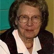 Elsie Vaughn