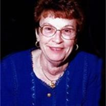 Mildred Wilcox (Bell)