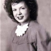 Loretta PyLant (Walker)