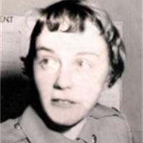 Martha Marshall