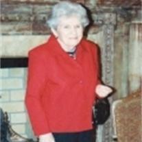Gladys Morehouse