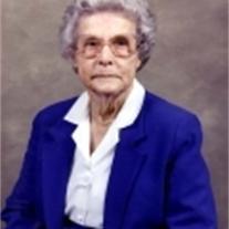 Bertha Totherow