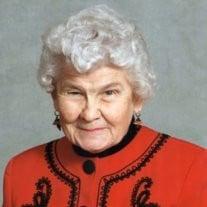 Mrs. Burney Hay Gardner