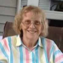 Mrs.  Roberta  Marie McLean