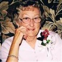 Frances Eloise McMellon