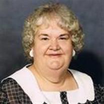 Betty M Nicholas