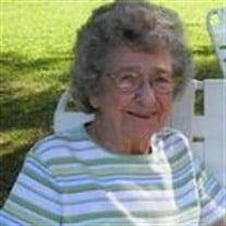 Margaret Hampton Turner