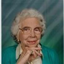 Margaret Louise Blake Wahl