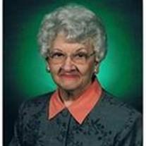 Dorothy Faye Wheeler