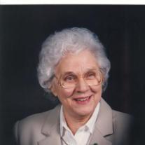 Betty Ann Goeller