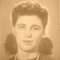Mrs Irene Rosemary Underwood