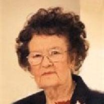 Zola Mae Arnold Rowland