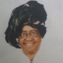 Mrs. Hazel Mae Kornegay