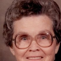Lois Blanche Staggs